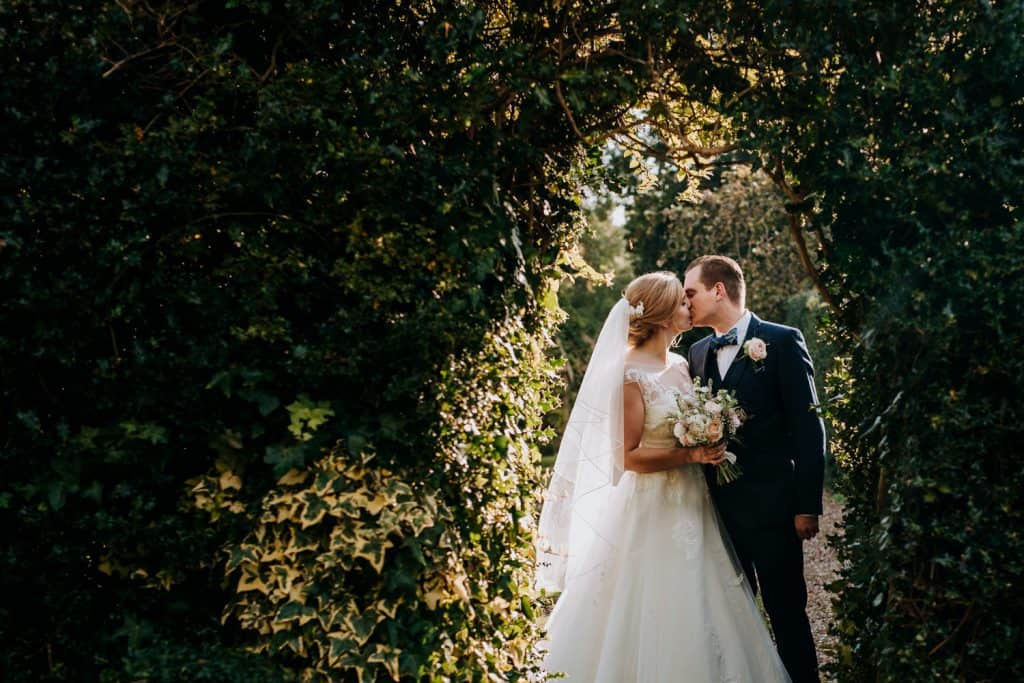 A Hilltop Country House wedding