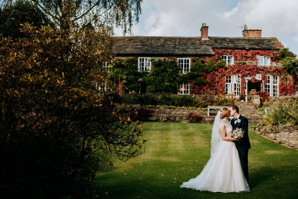 A wedding at Hilltop Country House